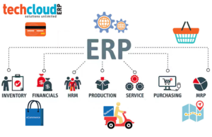 Integrated ERP Software For e-Commerce Industry