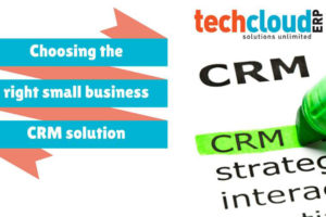 Tech Cloud CRM