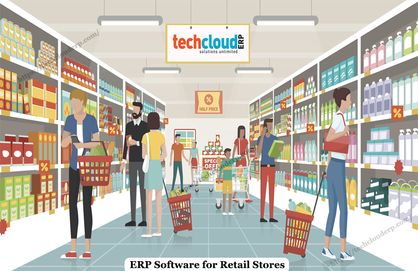 Best ERP Software for Retail Stores in India