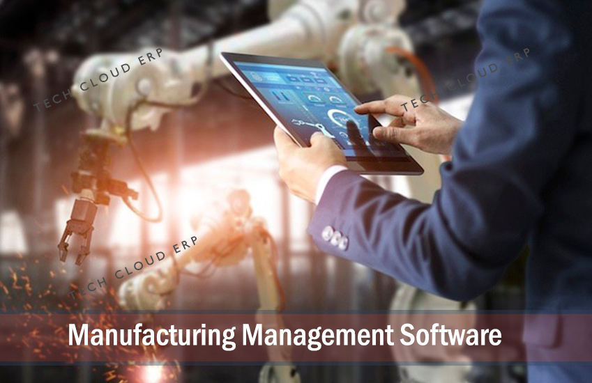Manufacturing Management Software in India