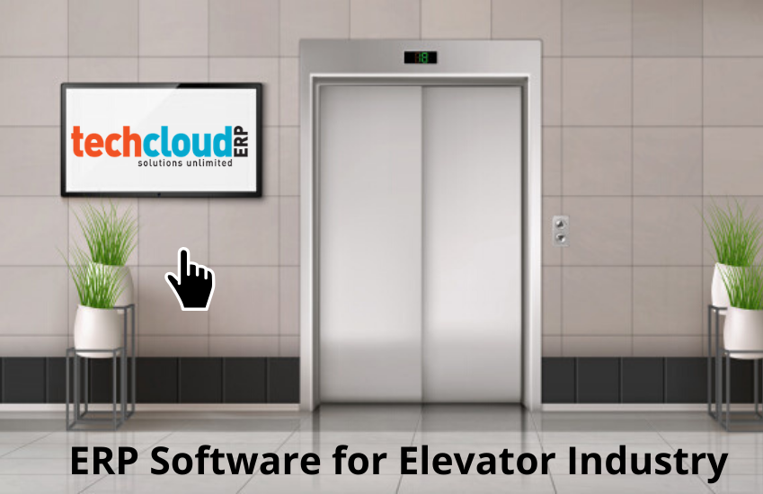 Customized ERP Software Implementation for Elevator Industry